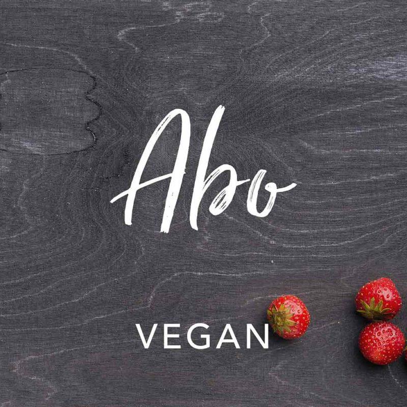 Abo vegan